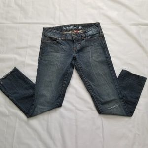 Guess skinny ankles jeans, Size 27R
